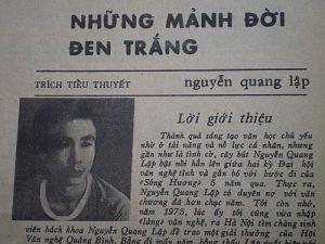 Giới thiệu NMĐĐT của Nguyễn Khắc Phê trên Sông Hương số 32, năm 1988